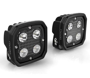 Denali DENALI D4 LED Extra verlichting 10W - Per paar