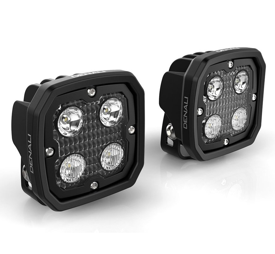 DENALI D4 LED Extra verlichting 10W - Per paar
