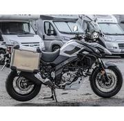 BUMOT BUMOT Defender EVO panniersystem for the Suzuki DL 650 2017+