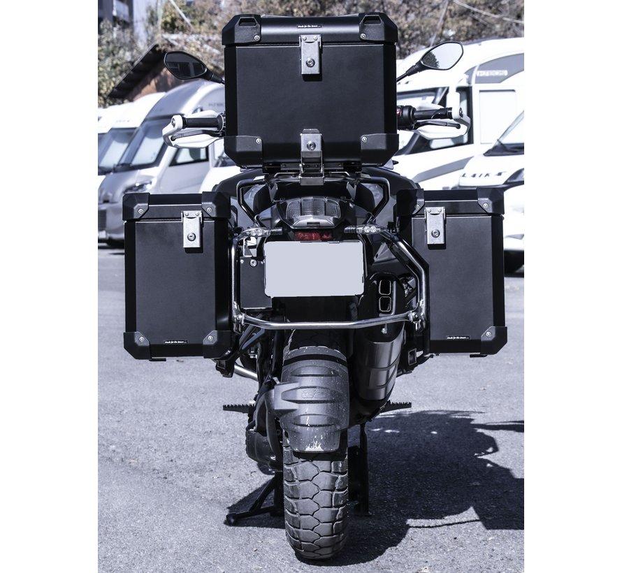 BUMOT Defender EVO Topkoffer met bevestigingsrek R1250GSA LC