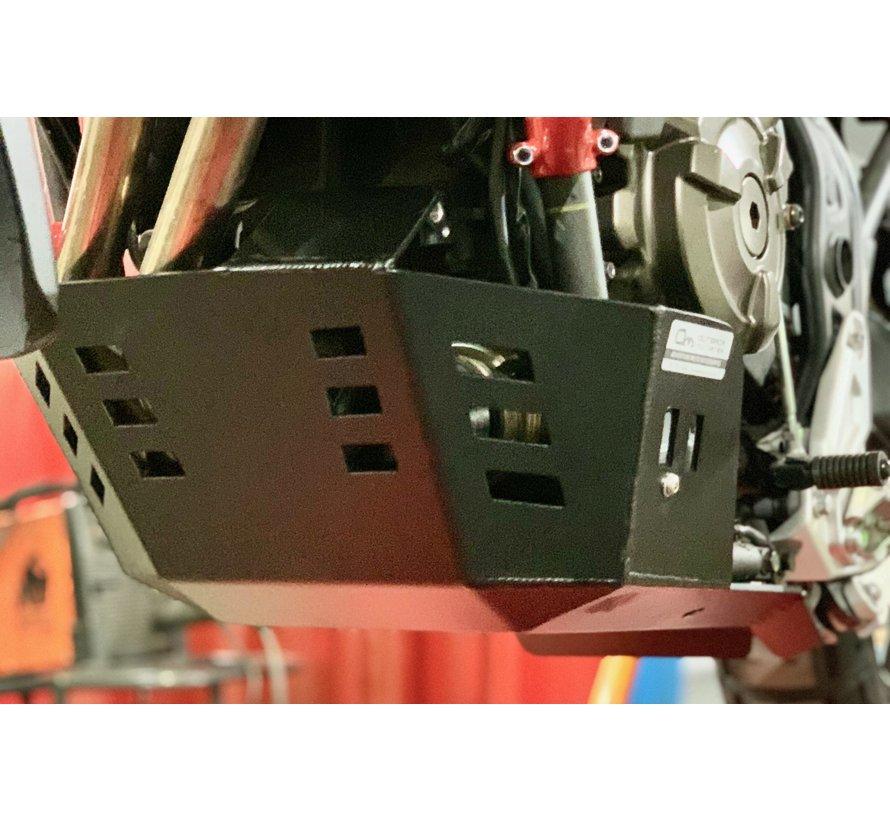 Outback Motortek carterplaat / bodemplaat voor de Yamaha T7 - XT700