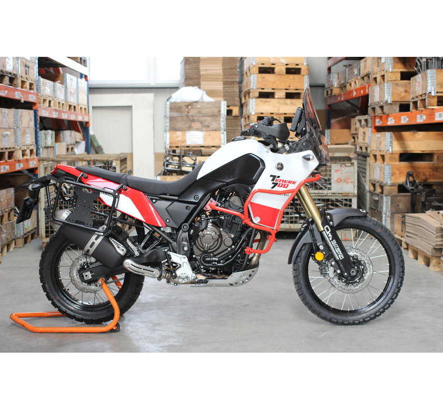 Outback Motortek Yamaha XT700 - T7 BOVENSTE valbeugels / crashbars