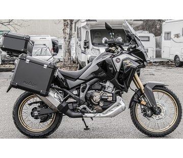 BUMOT BUMOT Defender EVO zijkoffersysteem voor de Honda CRF1100L / Adventure Sports