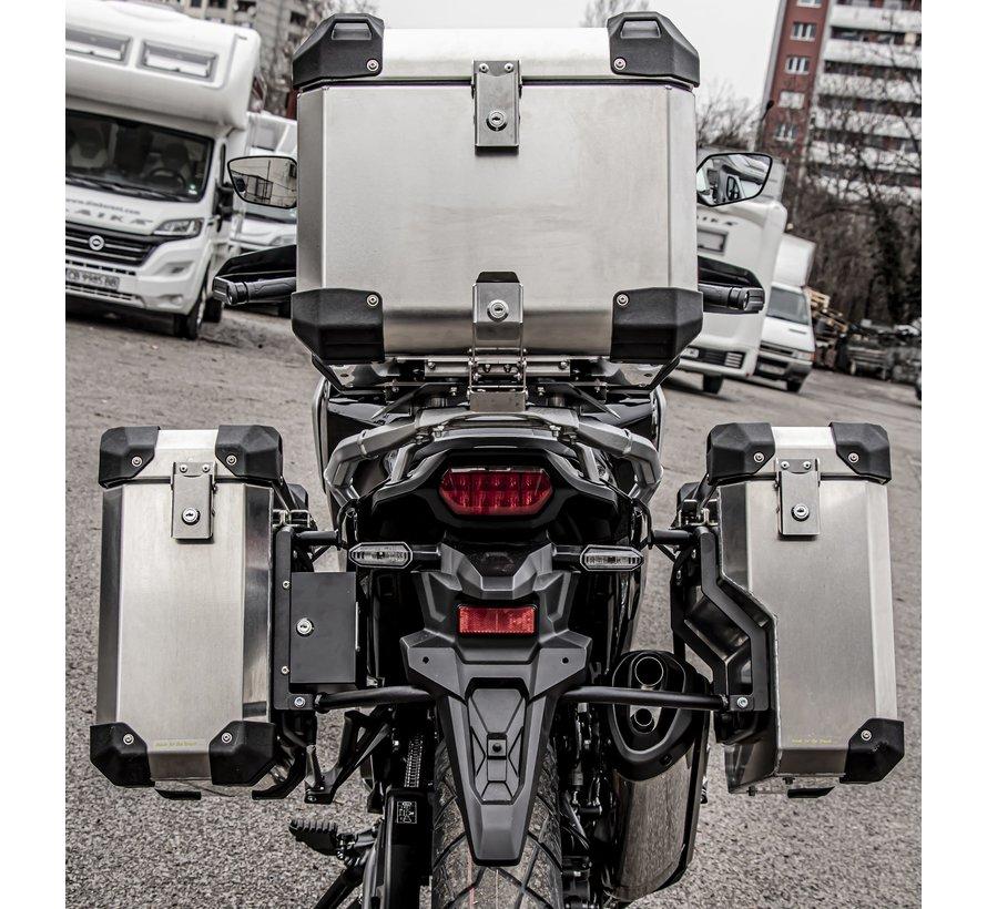 BUMOT Defender EVO panniersystem for the Honda CRF1100L / Adventure Sports