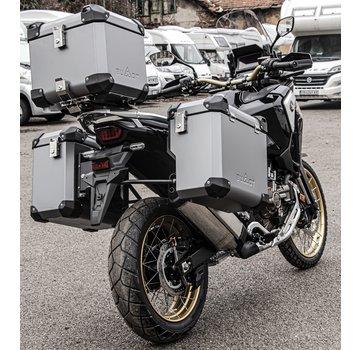 BUMOT BUMOT Defender EVO Topkoffer met bevestigingsrek voor de Honda CRF1100L / Adventure Sports