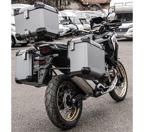 BUMOT BUMOT Defender EVO Topcase with mountingrack for the Honda CRF1100L / Adventure Sports