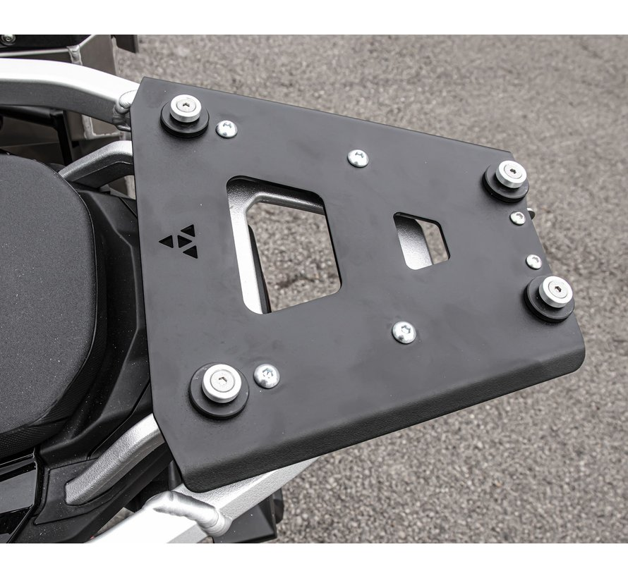BUMOT Defender EVO Topcase with mountingrack for the Honda CRF1100L / Adventure Sports