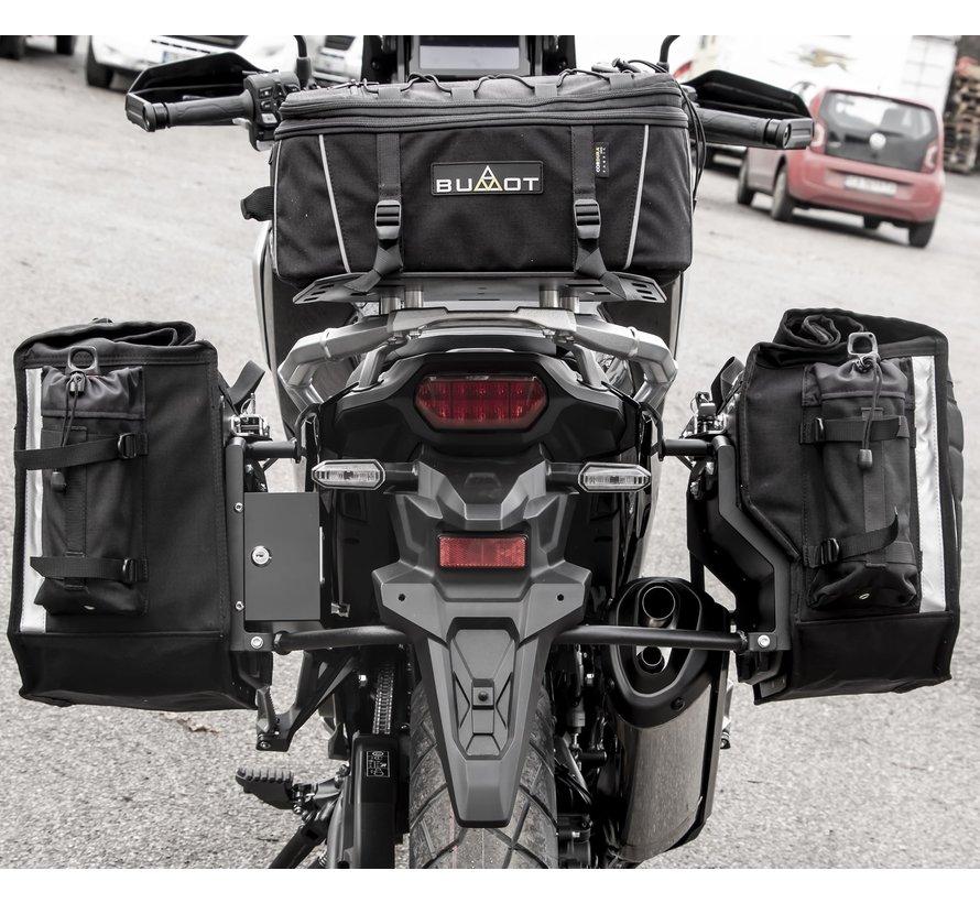 BUMOT Soft Luggage rek voor de Honda CRF1100L / Adventure Sports