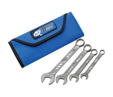 Motion Pro Motion Pro Tool Ti-Wrench sleutelset - Lichtgewicht