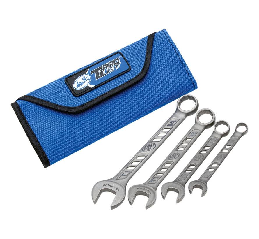Motion Pro Tool Ti-Wrench set - ultra lightweight