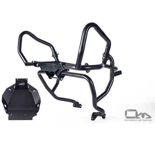 Outback Motortek Outback Motortek Ultimate Protection combo for the Honda CRF1100 L / Adventure sports