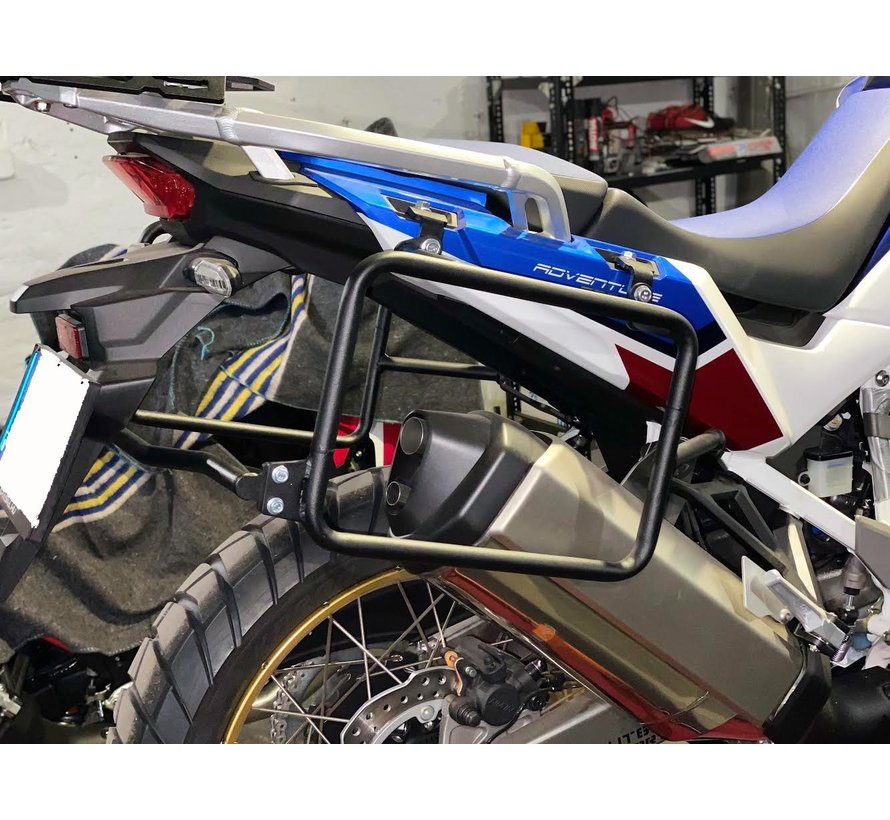 Outback Motortek Pannierrack / Softluggage rack voor de Honda CRF1100 L / Adventure sports