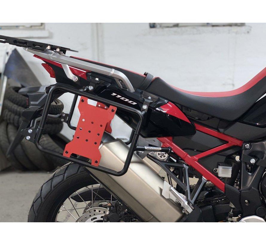 Outback Motortek Zijkofferrek / Softluggage rek voor de Honda CRF1100 L / Adventure sports
