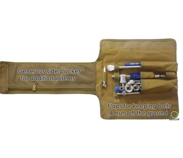 Desert Fox Fuel Cells Desert Fox Trail Tool Kit - BMW - Compacte Deluxe toolkit