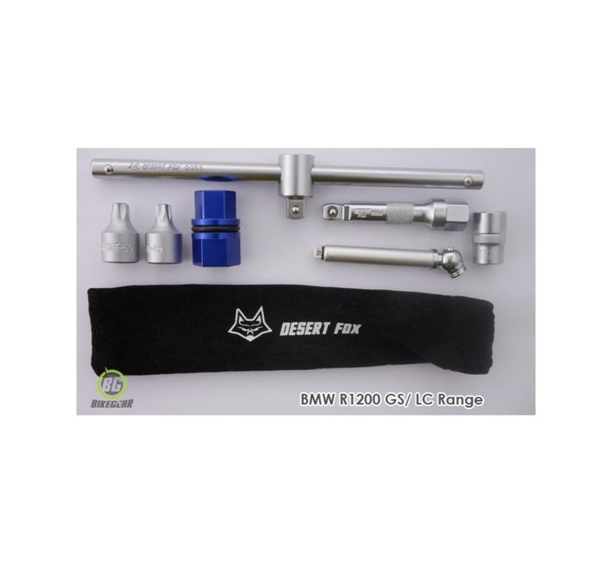 Desert Fox Tyre Lite Tool Kit - KTM - Compacte Wiel demontage kit