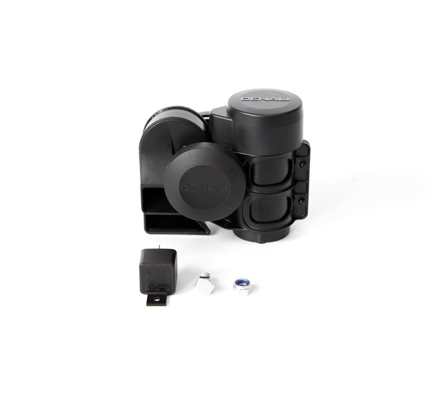 DENALI Soundbomb Compact Hoorn 120 dB