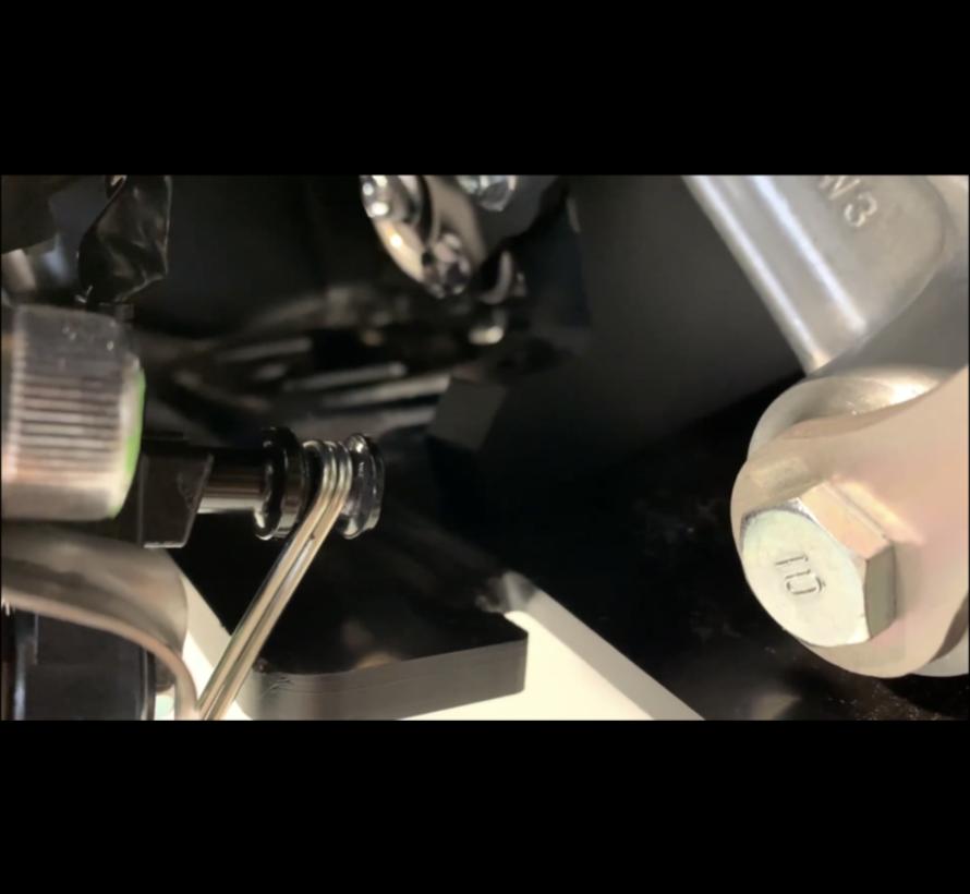 AXP Racing Yamaha XT700 Skidplate / Bashplate HDPE