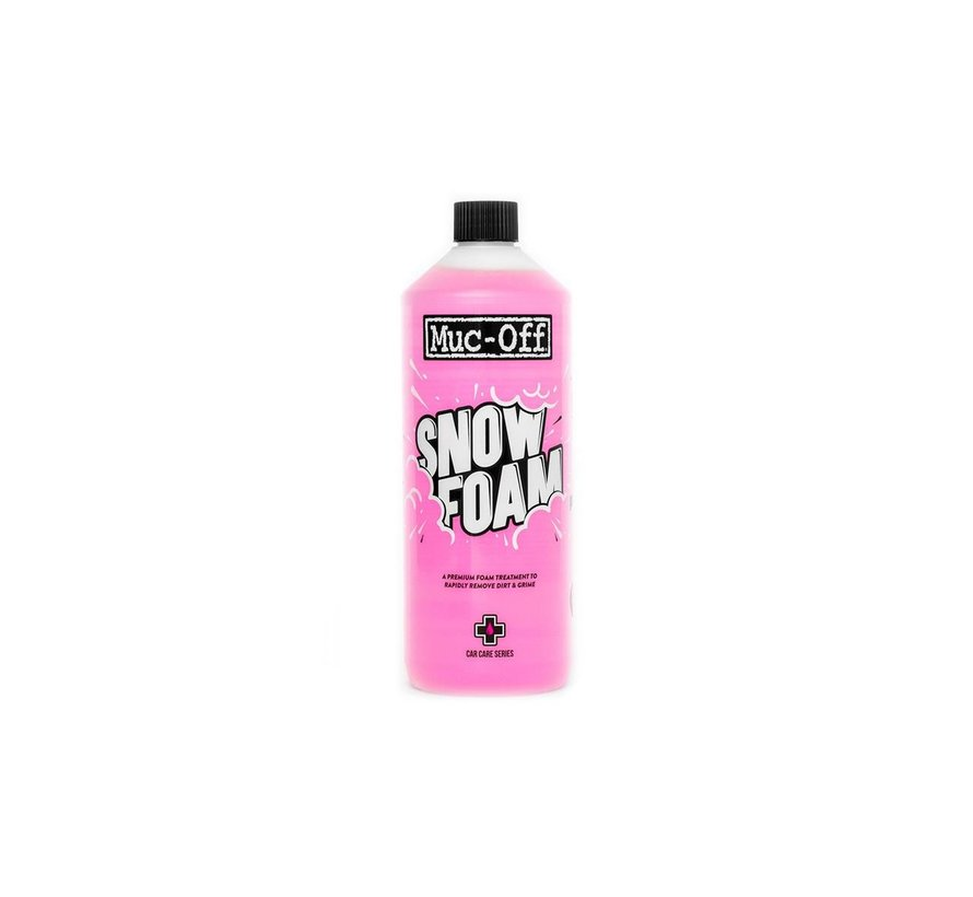 Muc-Off Snow Foam cleaner (All sizes) - Allroadmoto