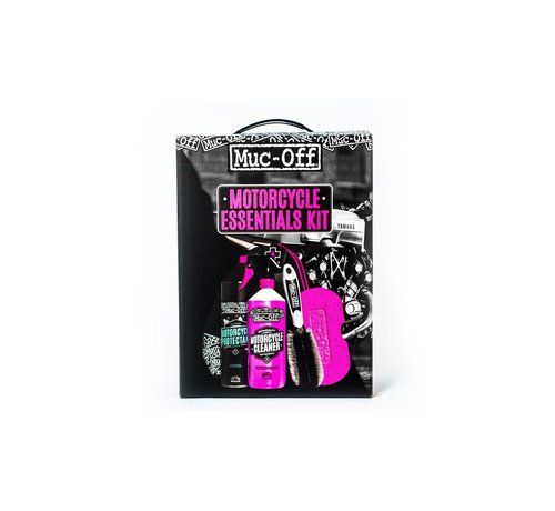 Muc-Off Muc-Off Motorcycle Essentials Kit
