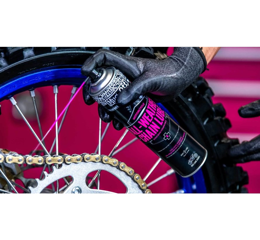 Muc-Off All-Weather Chain Lube 400ml