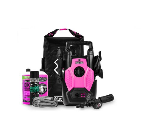 Muc-Off Muc-Off Pressure Washer Motorcycle Bundle