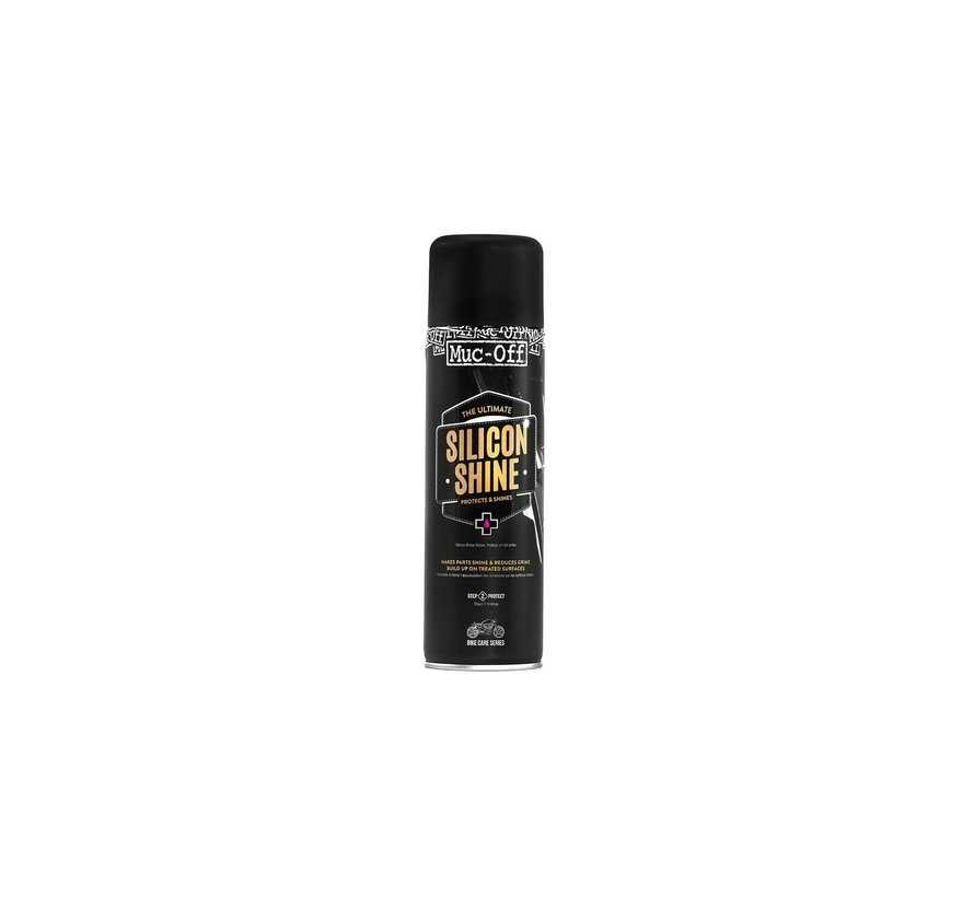 Muc-Off Silicone Shine