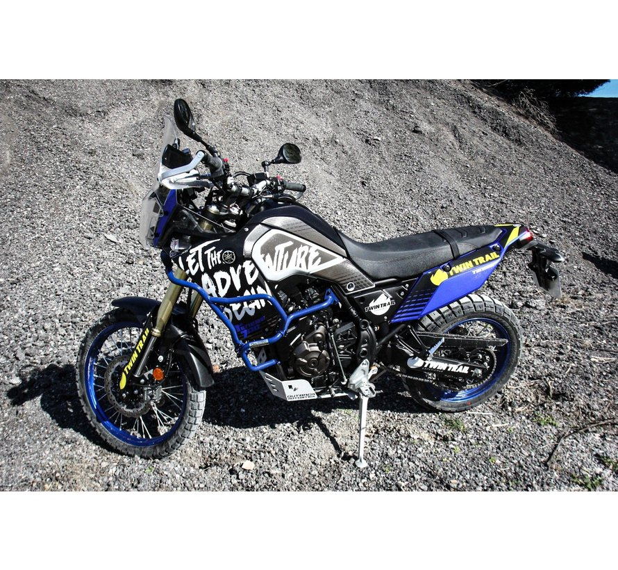 Outback Motortek Yamaha XT700 - T7 Ultimate Protection Combo