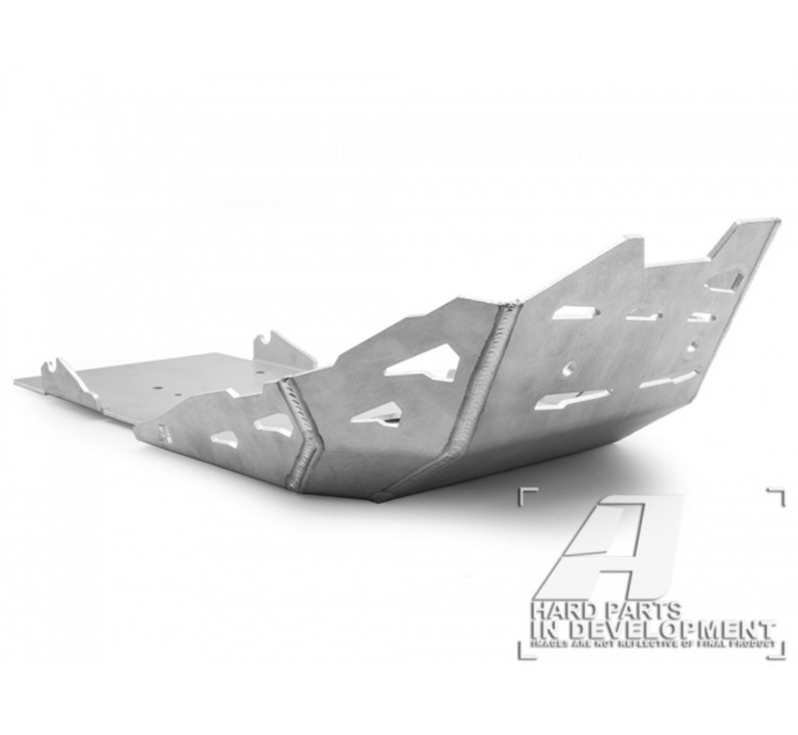 AltRider Skid Plate voor de BMW F 850 / 750 GS