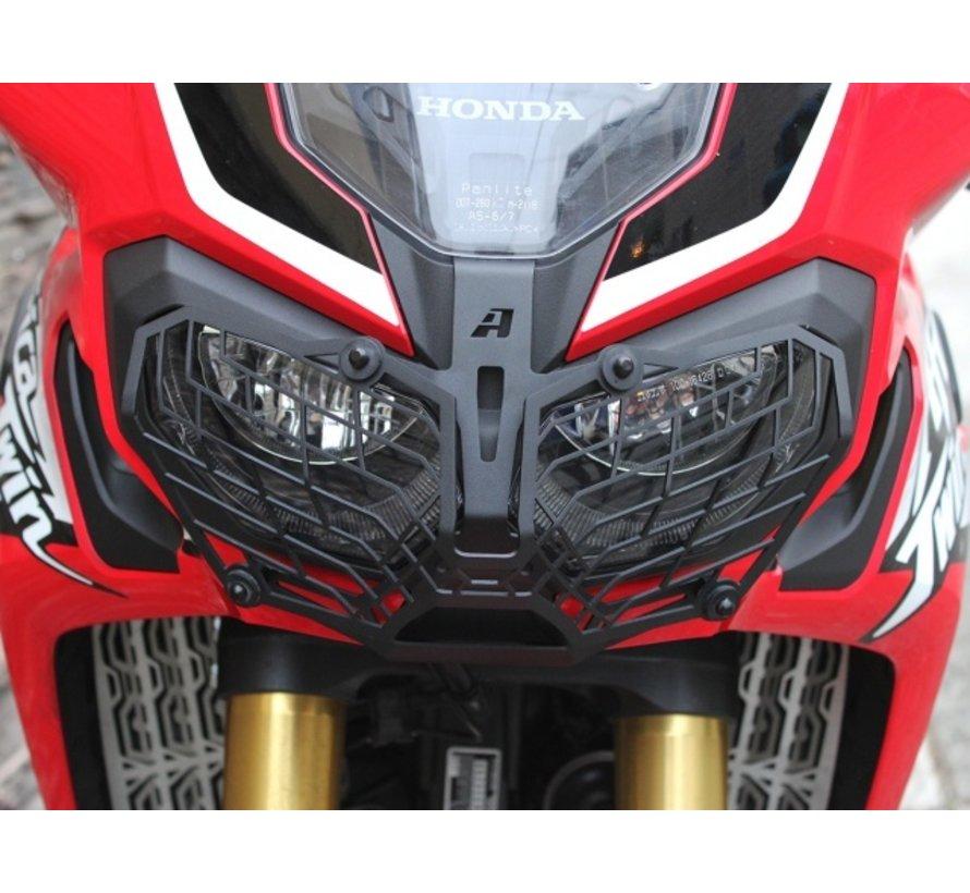 AltRider Mesh Headlight Guard voor de Honda CRF1000L Africa Twin/ ADV Sports - Copy