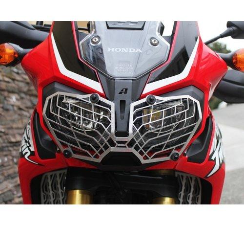 Altrider AltRider Mesh Headlight Guard voor de Honda CRF1000L Africa Twin/ ADV Sports - Copy