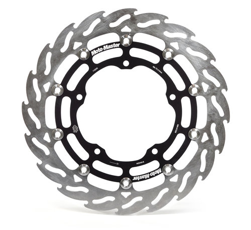Moto-Master Moto-Master Brake Disc Flame - Right -  CRF 1000 / 1100 L Africa Twin and 1000 Adventure Sports