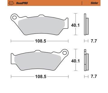 Moto-Master Moto-Master Remblokken RoadPRO - Sinter - Achteraan - R 1200 GS (A) LC / R 1250 GS (A)