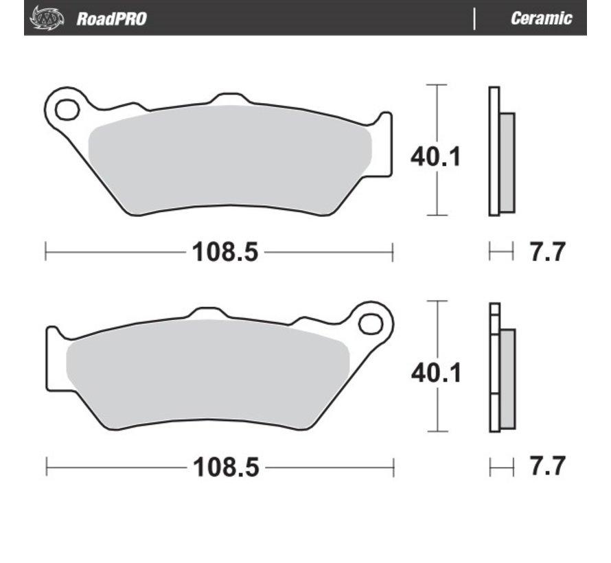 Moto-Master Remblokken RoadPRO - Ceramic