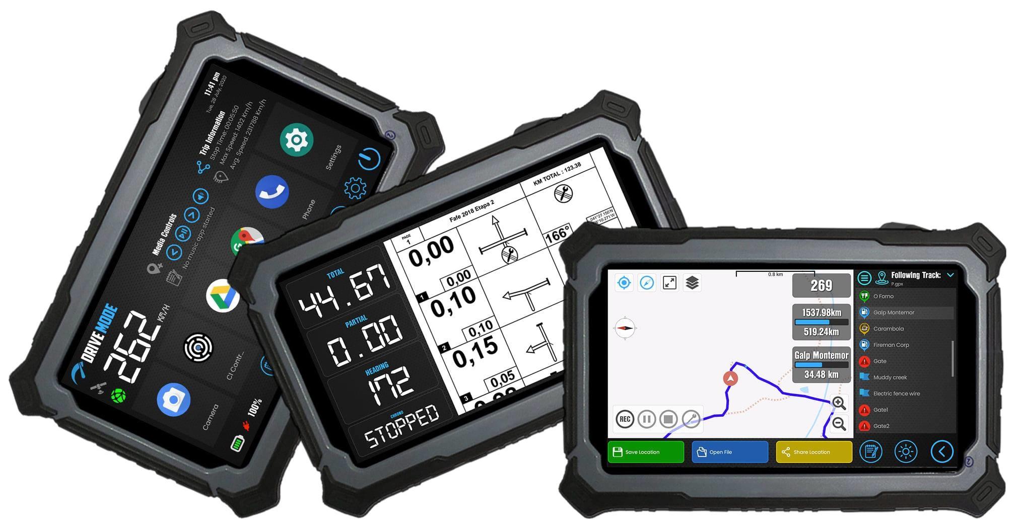GPS & Navigatie