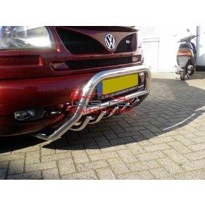 VW T4 Transporter Multivan Caravelle Bullbar Pushbar