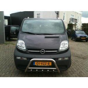 Renault Opel Vivaro/Renault Trafic/Nissan Primastar Pushbar Bullbar