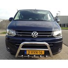 VW T5 Pushbar met carterbeschermer