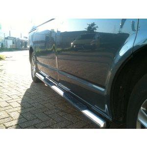 VW Sidebars 70 mm met steps
