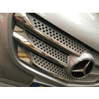 Mercedes-Benz Chrome grille lijsten voorgrill MB Vito W447 va Bj.2014 RVS 5 delig