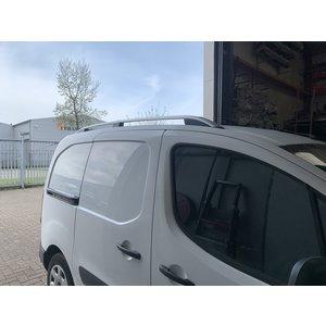 Citroën Citroen Berlingo Tepee Dakrails aluminium matchroom