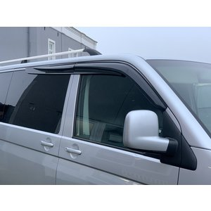 Zijwindscherm VW T5  07-2003 - 2017 (set a 4 stuks)