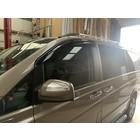 Mercedes-Benz Zijwindscherm Mercedes Vito / Viano - W639 - 2 drs vanaf 07-2003 - 2014 (set a 2 stuks tbv voorportieren L+R)