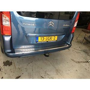 Citroen Berlingo Tepee Peugeot Partner tepee Bumperplaat