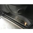 Mercedes-Benz Vito W639 (na 2003) Instaplijsten RVS