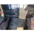 Mercedes-Benz Vito W639 (na 2003) Bumperplaat