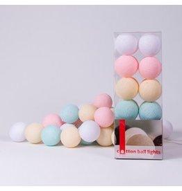 Cotton Balls cotton ball - 20L - pastel