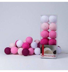 Cotton Balls cotton ball - 20L - pink