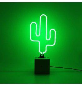 Locomocean neonlicht - cactus
