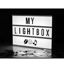 Locomocean lichtbox A4