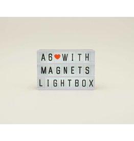 Locomocean lichtbox A6